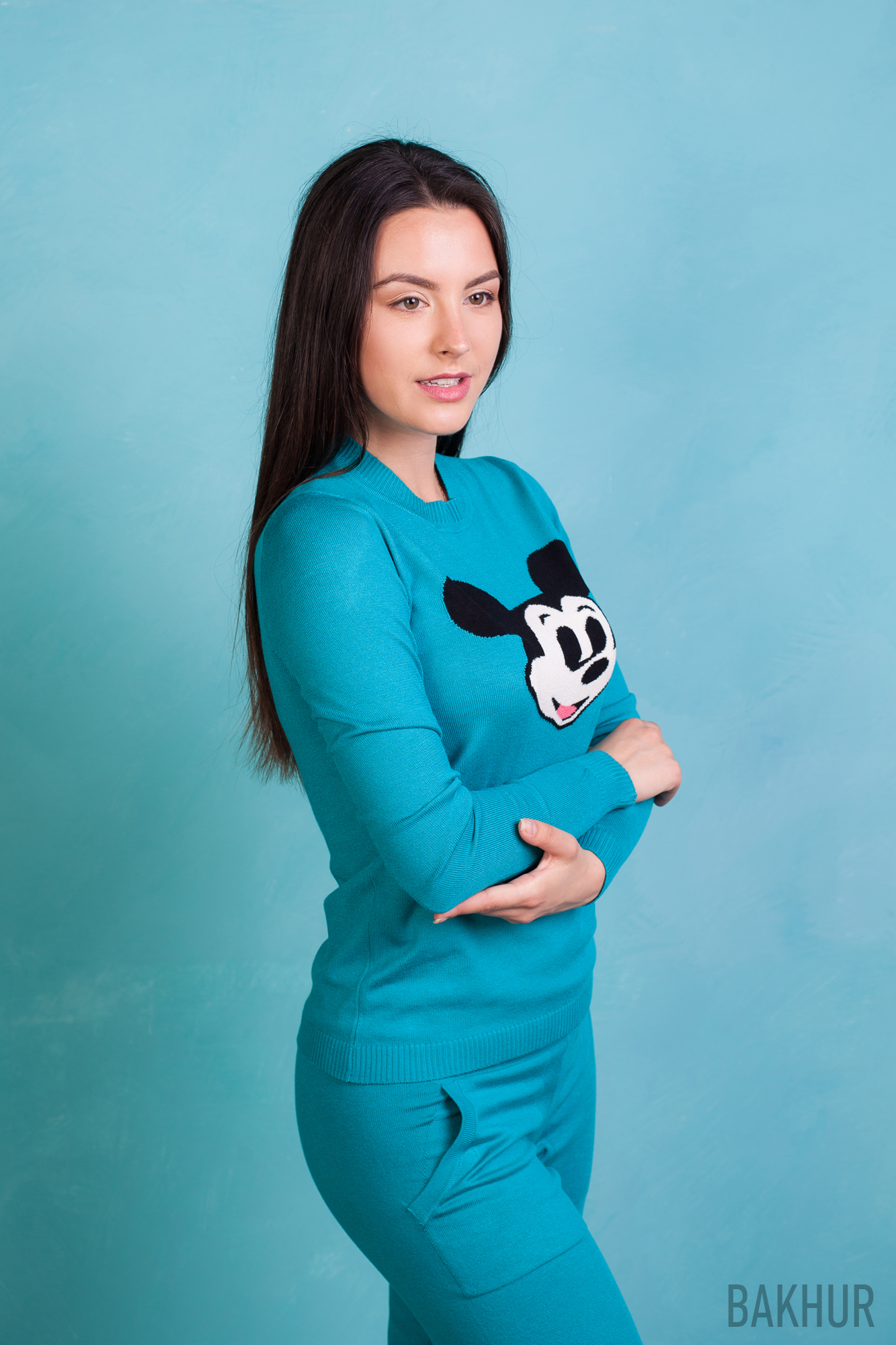 Спортивный костюм женский микки маус