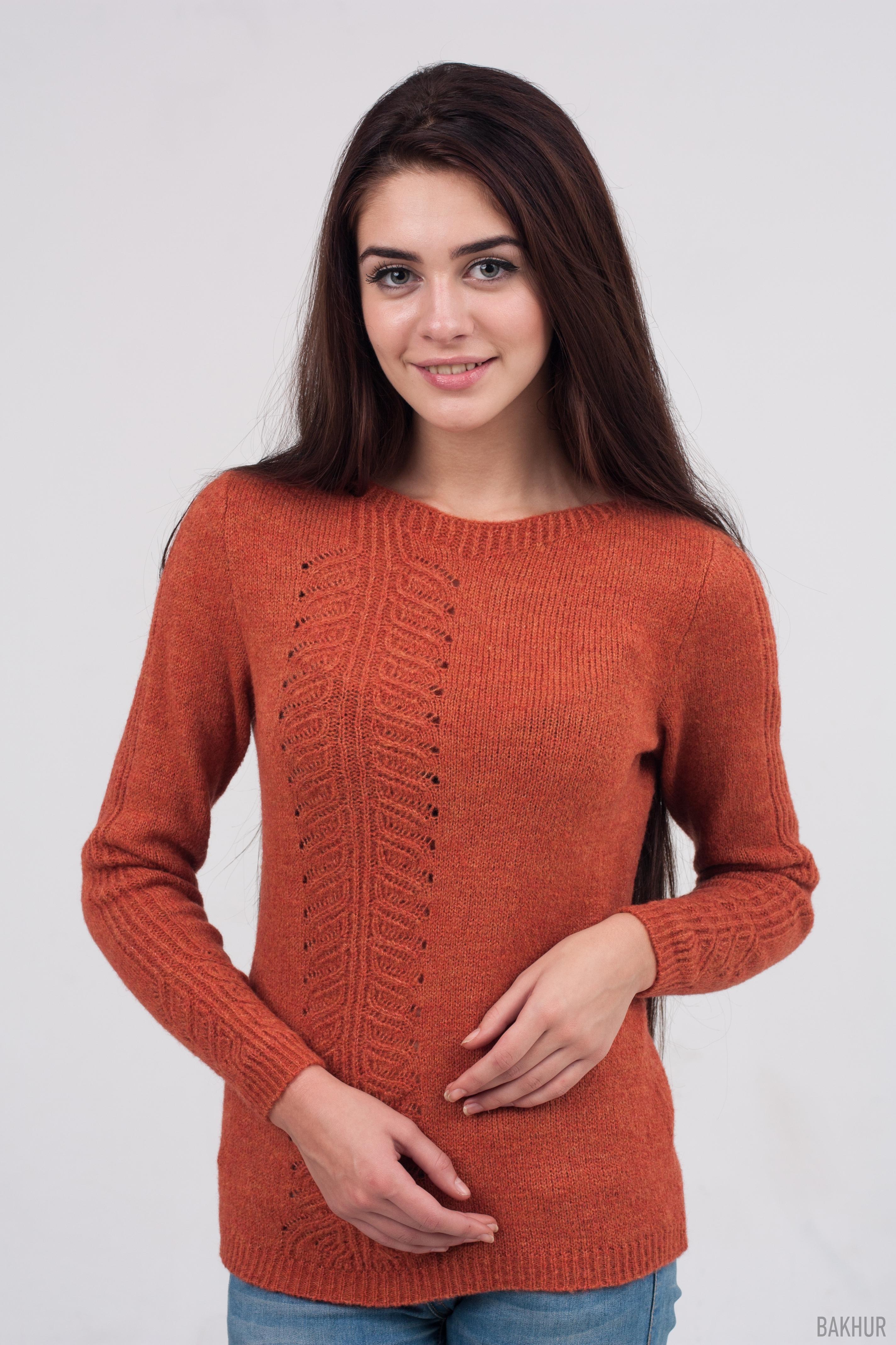 Джемпер женский шерстяной купить