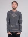 Мужской свитер с узором