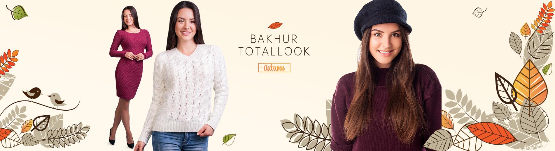 Новая коллекция осень с Бахур